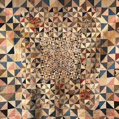 1800 patchwork quilt