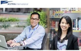 Lowongan Kerja Internship PT Astra International Tbk Januari 2017