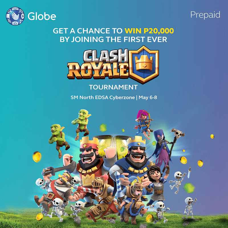 First Clash Royale Tournament Philippines