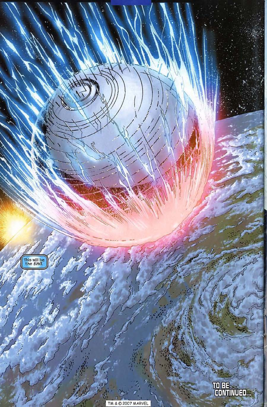 Read online Silver Surfer (2003) comic -  Issue #12 - 34