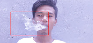 trik muda cara membuat asap rokok berwarna dengan photoshop