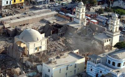 Pisco, terremoto de Pisco
