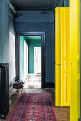 Colour theory for the home/lulu klein