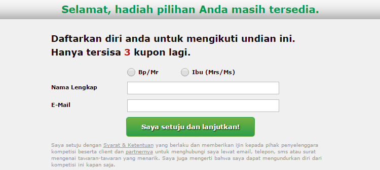apakah dvejetainis variantas indonesia penipuan)