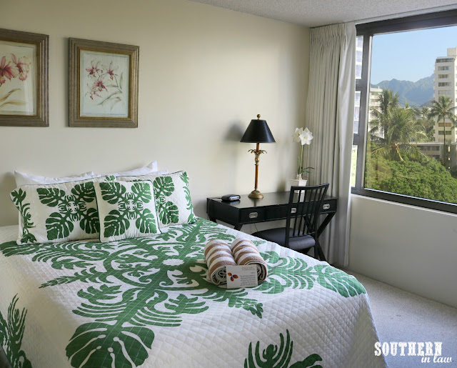 Darmic Waikiki Banyan Reviews - Self Catering Accommodation Options in Honolulu Oahu Hawaii - Gluten Free Allergy Friendly Celiac Travel Oahu