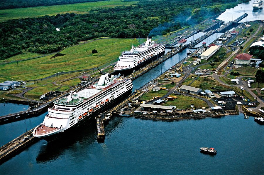 PANAMA CANAL: Draft Restrictions Hamper Waterway's Big Ship Vision