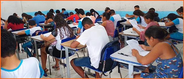 CHAPADINHA- Semed realiza aplicação de avaliação diagnostica na rede municipal de ensino