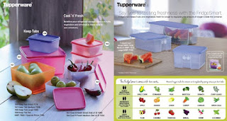 Tupperware cool n fresh