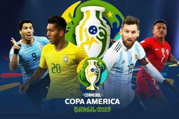3 Negara Favorit Juara Copa America 2019, Punya Banyak Pemain Bintang