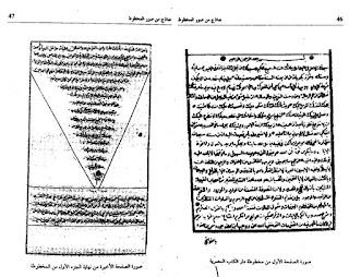 Manuskrip Asli Kitab Tafsir Jailani