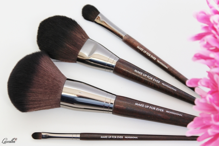 Brochas para el rostro de Make Up For Ever