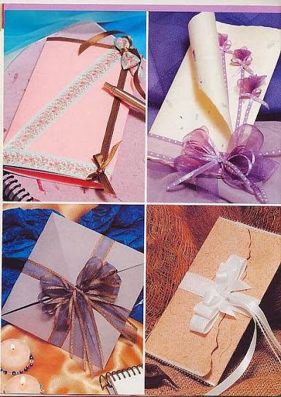 Revista decoraci n con cintas revistas de manualidades for Revistas de decoracion gratis