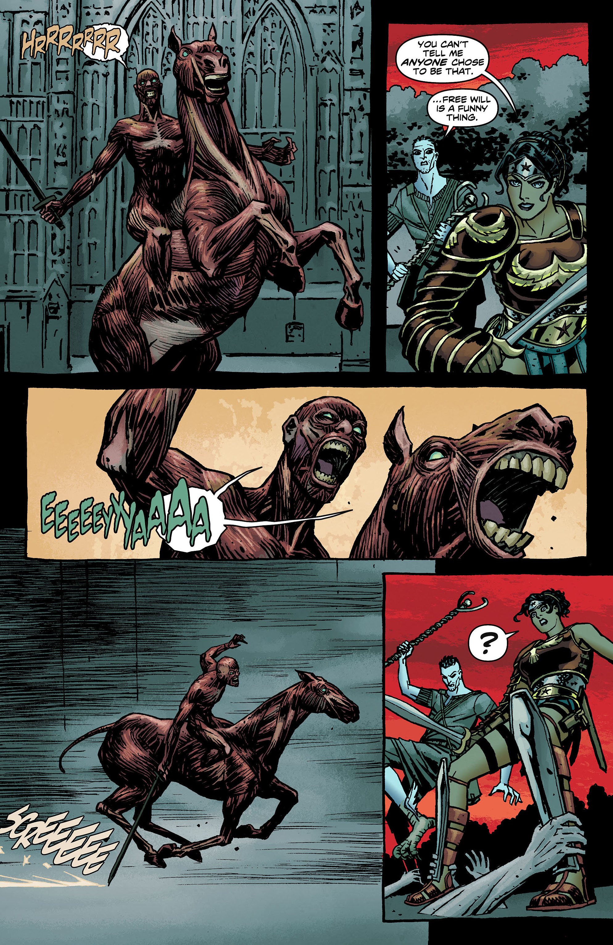 Read online Wonder Woman (2011) comic -  Issue #8 - 9