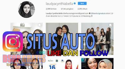 3 Situs Terbaik Untuk Memperbanyak Like dan Follow Instagram Kamu