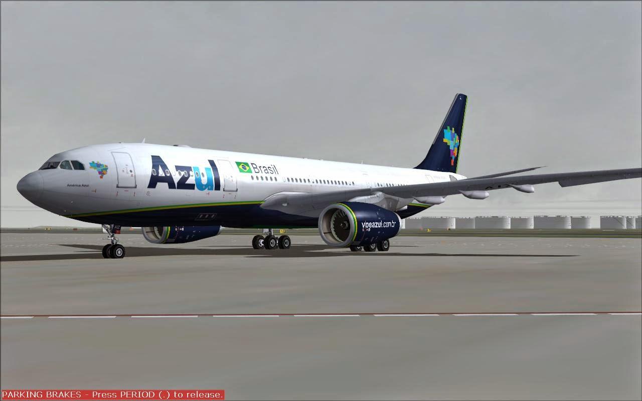 Aerosoft A330 Liveries