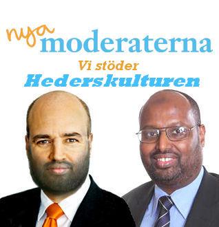 Moderaterna och media