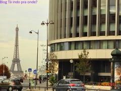 vista para a Torre Eiffel