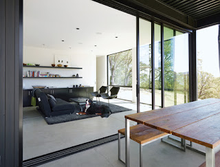 Modular weekend house, California