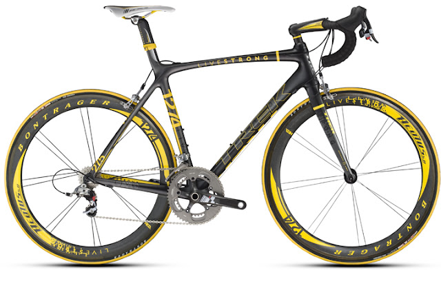 Kaws Trek Madone adalah sepeda termahal di dunia