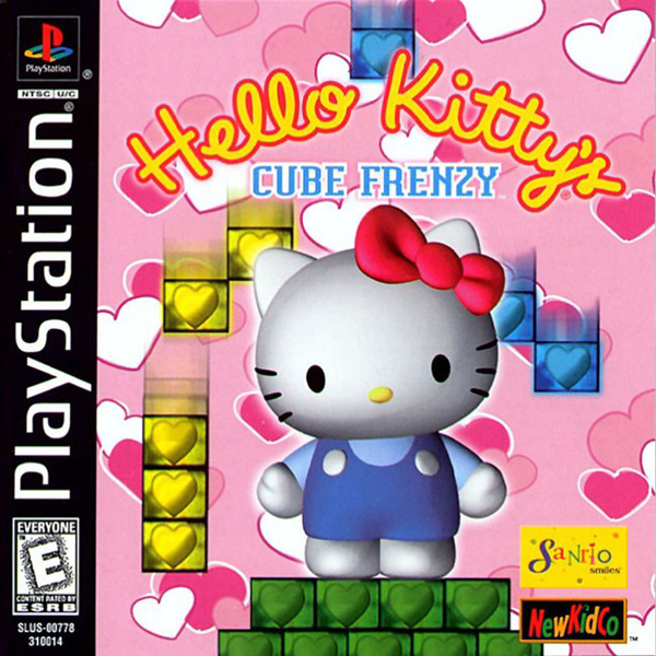 Hello Kitty - Cube Frenzy - PS1 - ISOs Download
