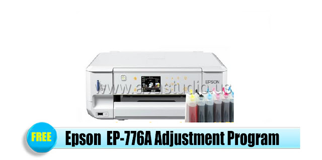 Epson  EP-776A Adjustment Program