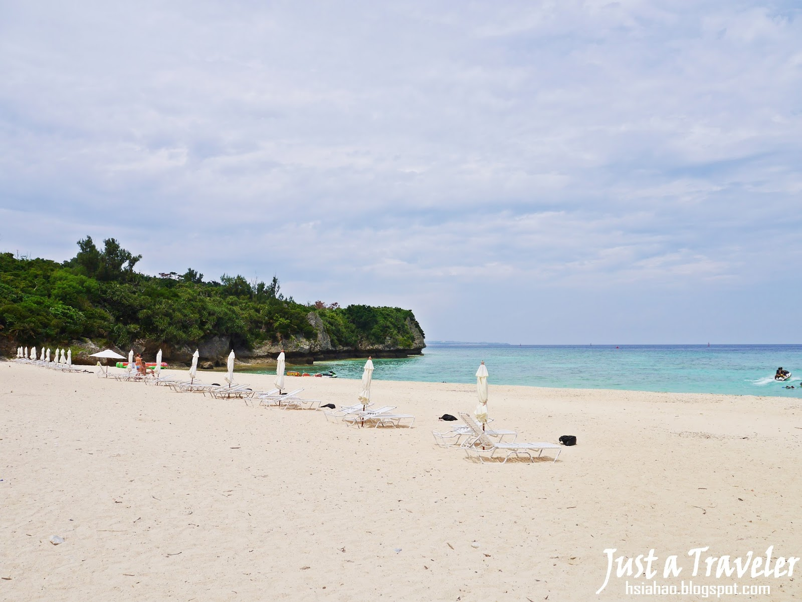 沖繩-景點-瀨底島-瀨底海灘-瀬底ビーチ-Sesoko-Beach-推薦-自由行-旅遊-Okinawa