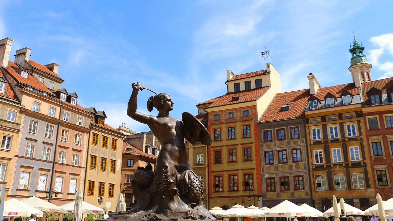 Resultado de imagem para Varsóvia, Polônia