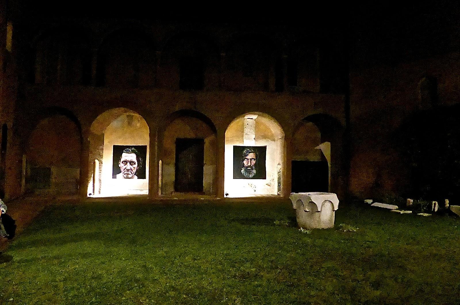 Charming Ferrara Mostra (in)VISIBILI Casa Romei