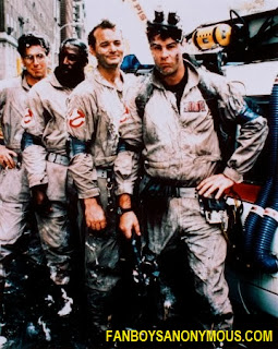 Bill Murray Ghostbusters 3 horror comedy