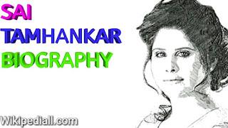 sai tamhankar biography
