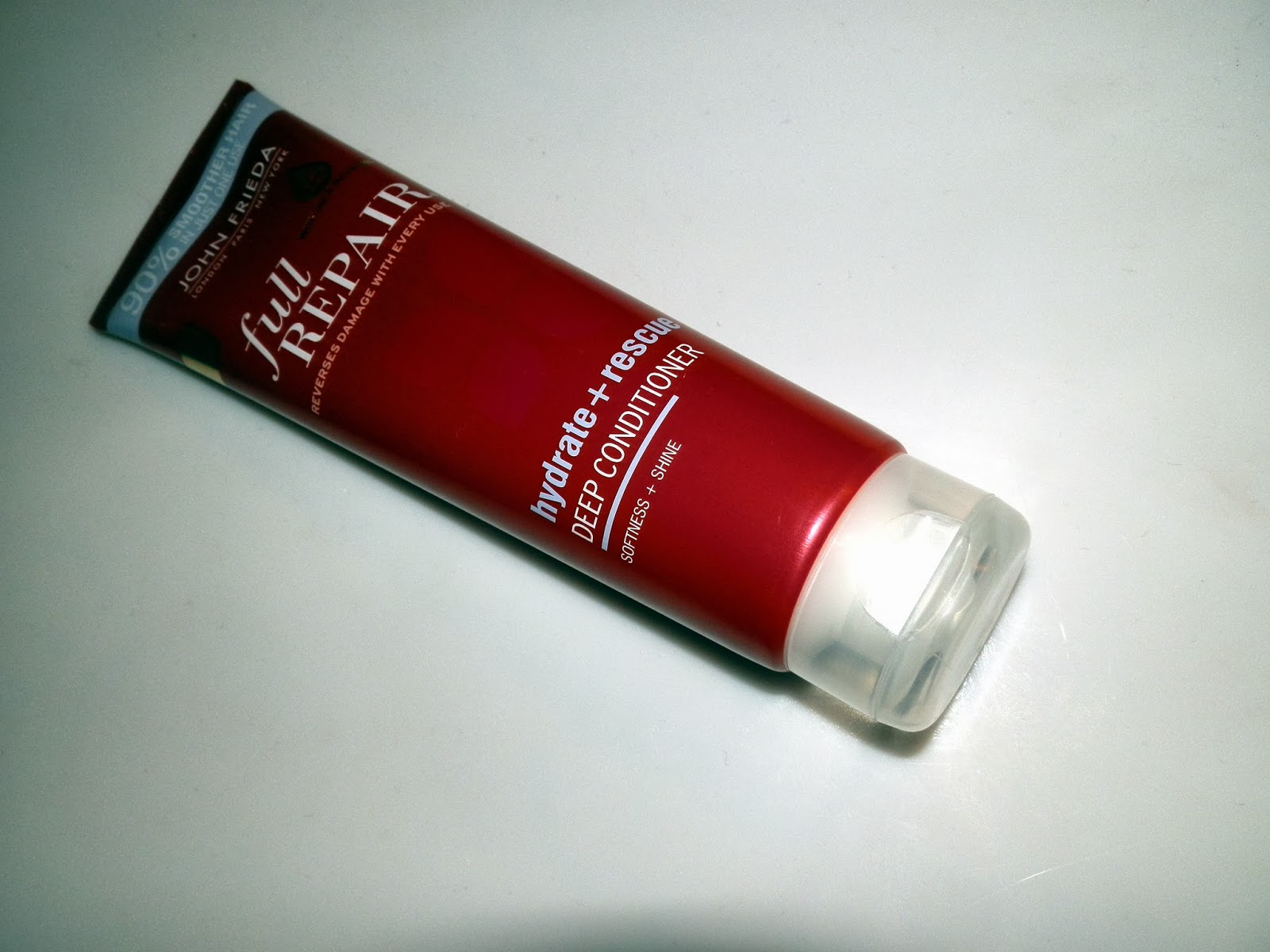 John Frieda Full Repair Hydrate Rescue Conditioner Reviews