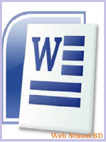 Microsoft Word MCQ Part 3 ~ Web School BD