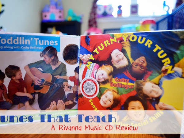 Tunes That Teach {A Rivanna Music CD Review}