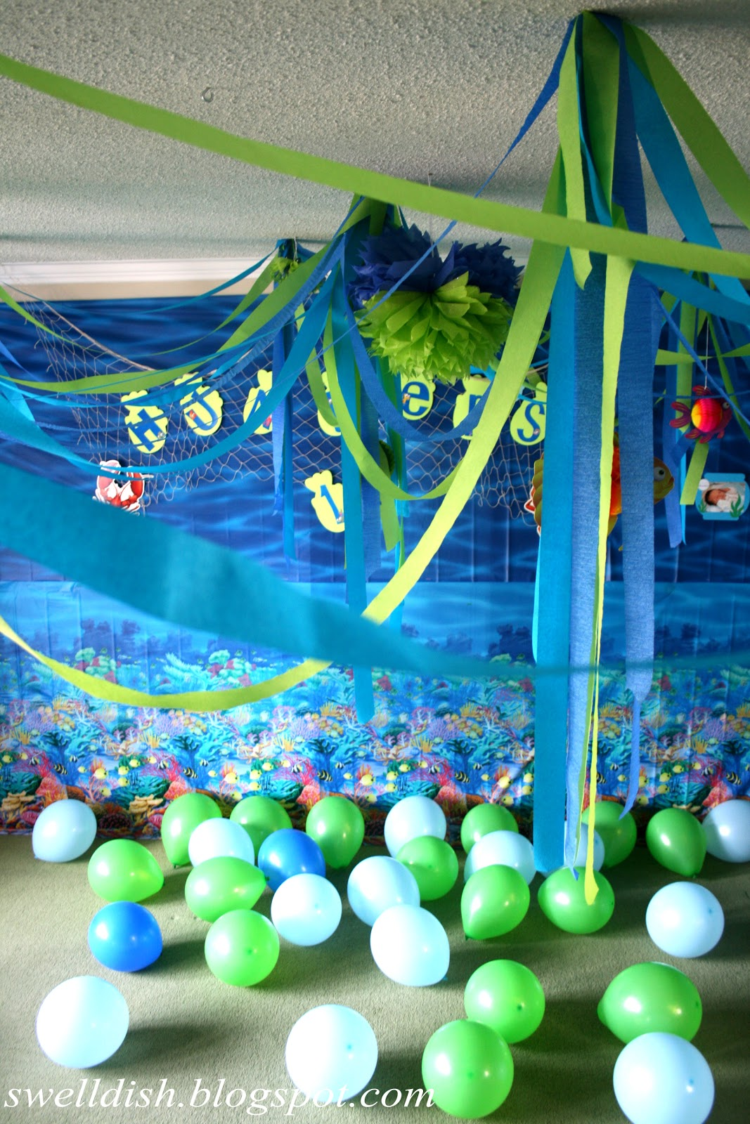 Ocean Inspired Decorating Under The Sea Decoration Ideas Joy Studio Design Gallery