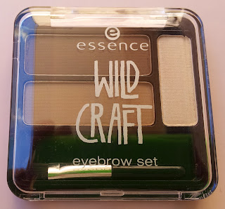 Essence wild craft TE eyebrow set