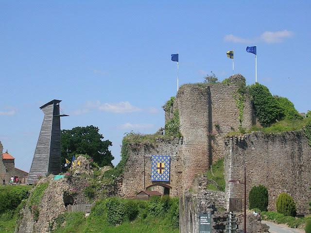 Castelo Tiffauges