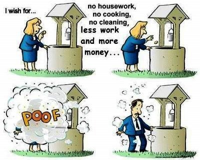 What every housewife wishes for!