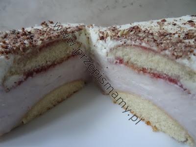 """Ciasto bez pieczenia """"Kostka Kubusia"""""""