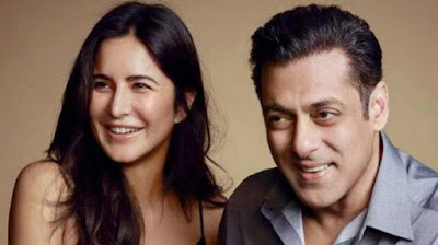 India's shooting ends, Katrina shares special picture with Salman Khan