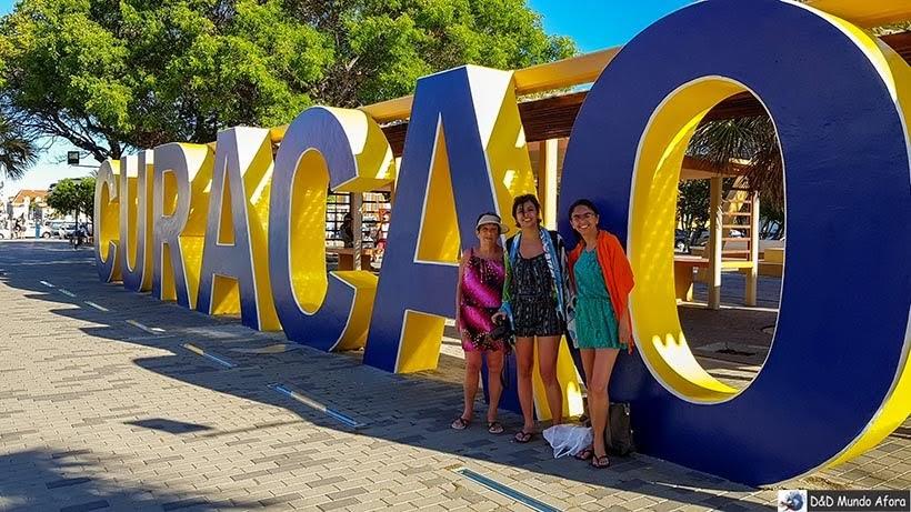 Primeira parada em Curaçao - Diário de Bordo: cruzeiro pelo Caribe