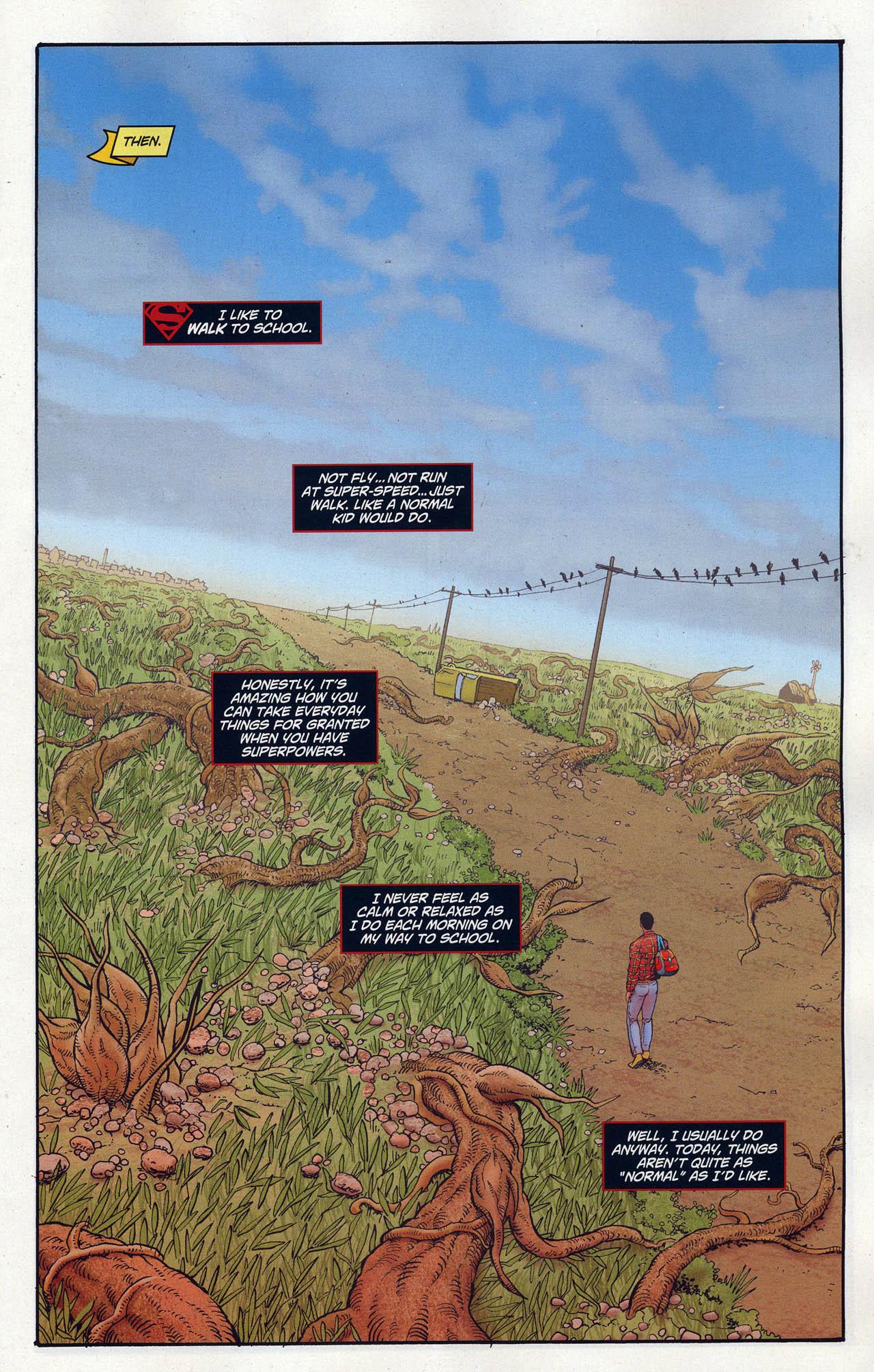 Superboy [I] Issue #3 #3 - English 10
