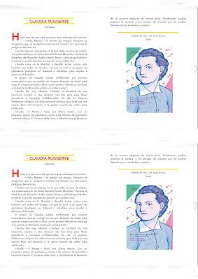 """Claudia Ruggerini  libro """"Cuentos de buenas noches para niñas rebeldes"""""""