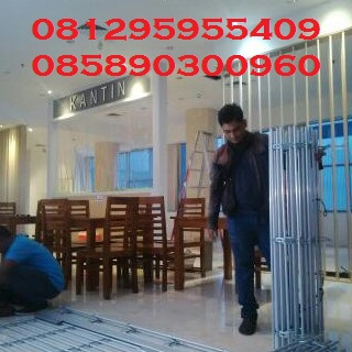 service rolling door dan folding gate: jasa bongkar pasang rolling ...