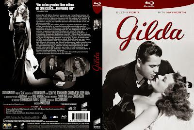 Carátula dvd: Gilda (1946)