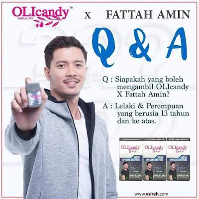 OLICANDY X FATTAH AMIN