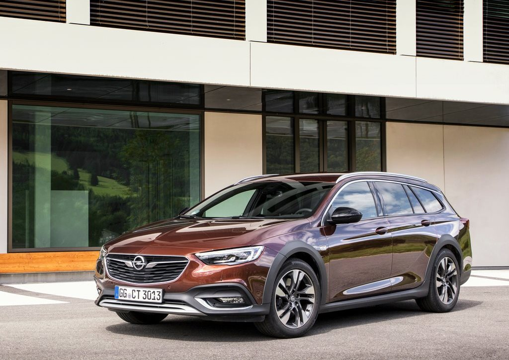 2018 Opel Insignia Country Tourer Autolibs