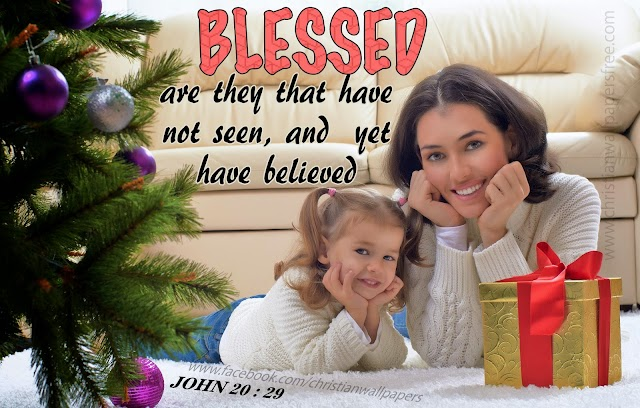 Christmas Blessing Bible Verse