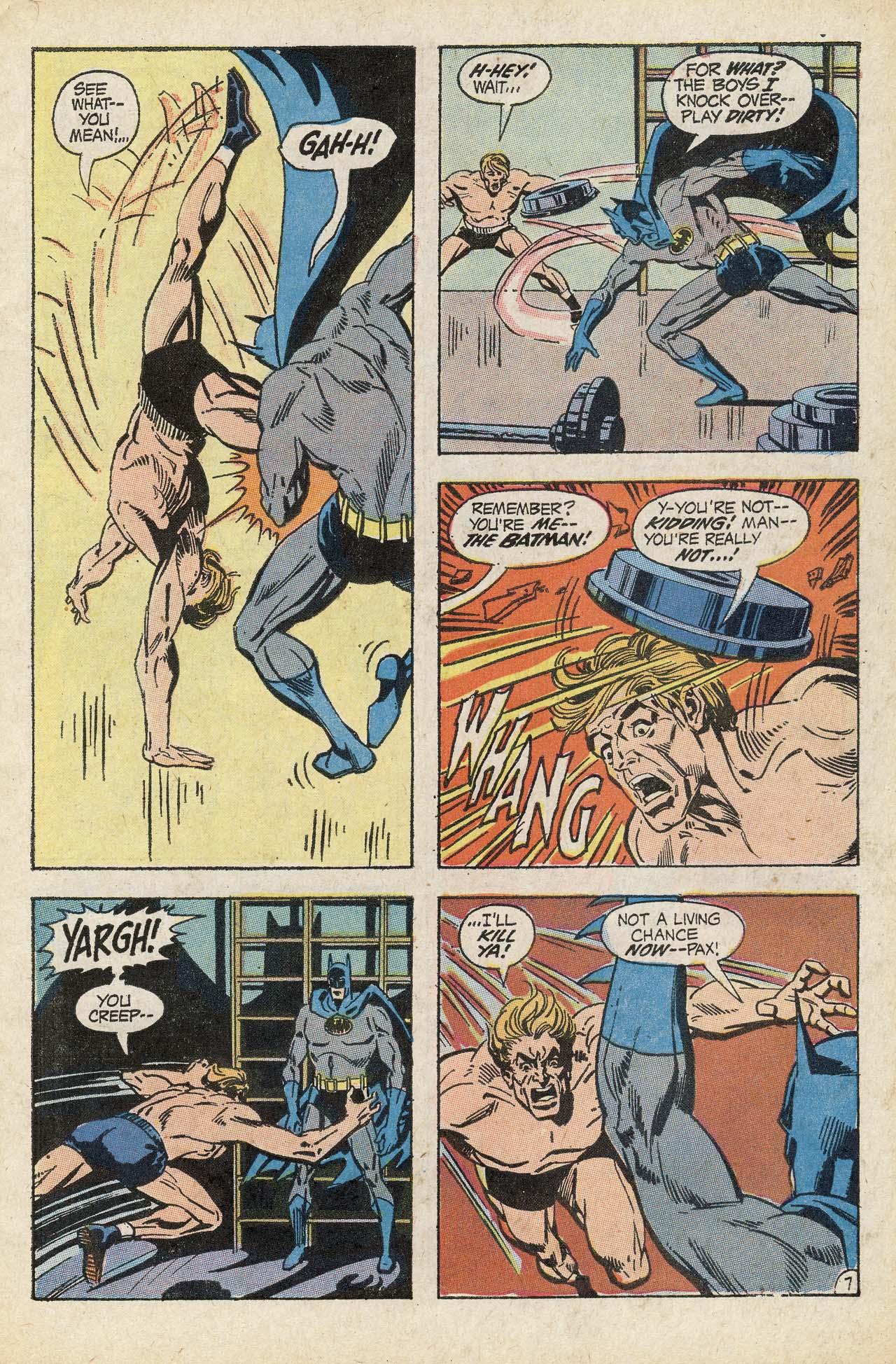 Detective Comics (1937) 417 Page 10