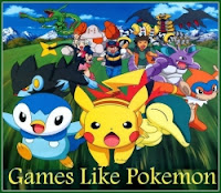 games like pokemon