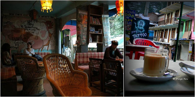 Dylans Toasted and Roasted Cafe Manali, Best places to eat in Manali, Where to Eat in Manali, cafes in manali, breafkast in Manali